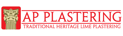 A P Heritage Lime Plastering Logo